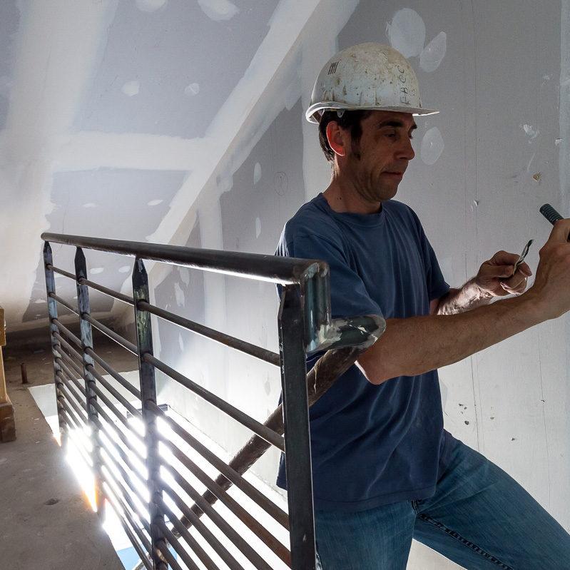 Reportage bâtiment et travaux publics