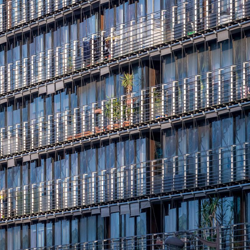Photographe d'habitat urbain